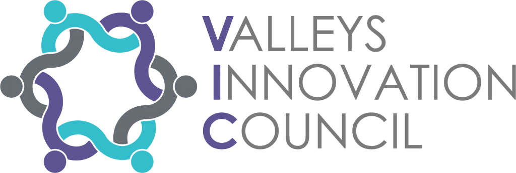Valleys Innovation Council Logo Opens in new window