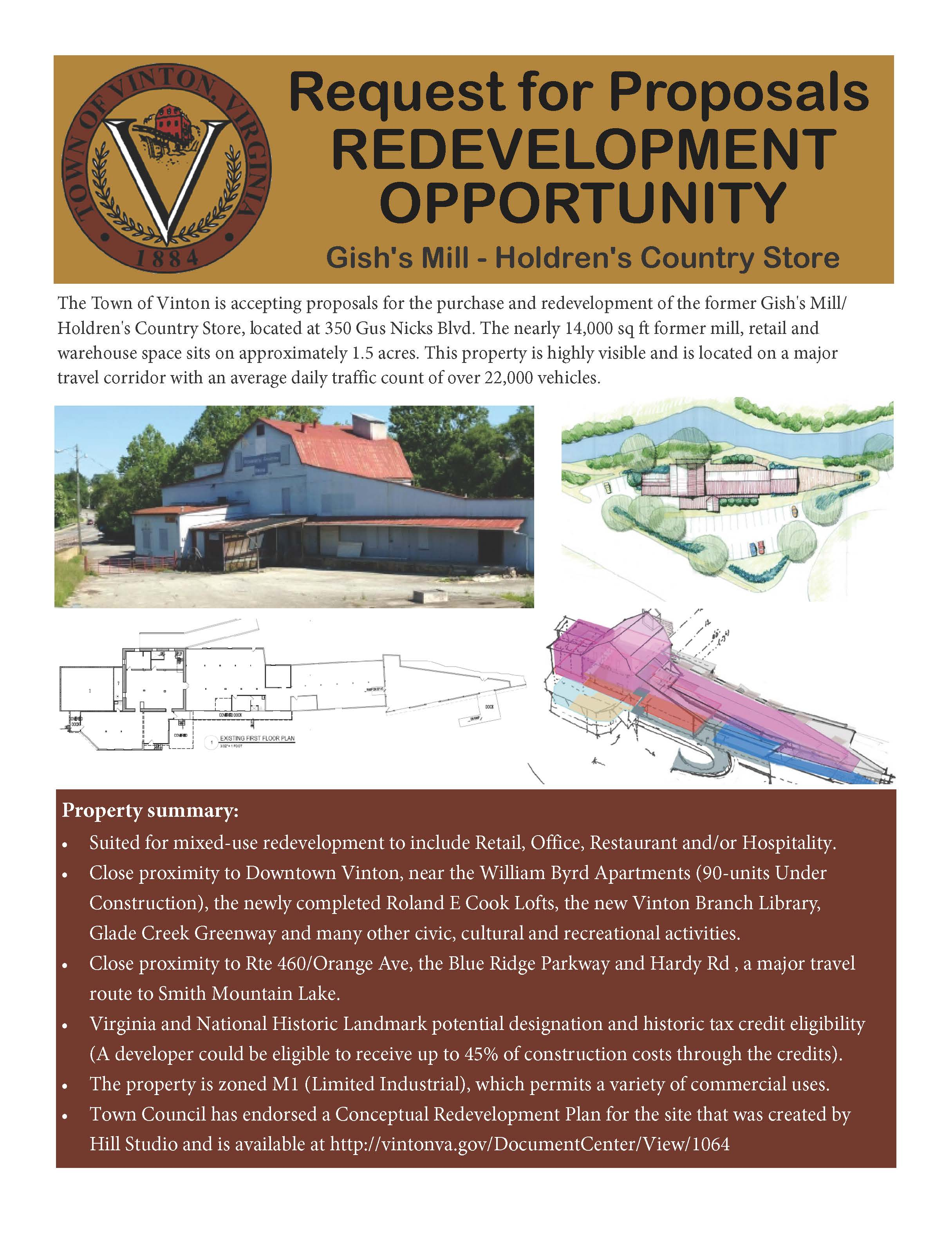Gish Mill RFP flyer_Final_Page_1 Opens in new window