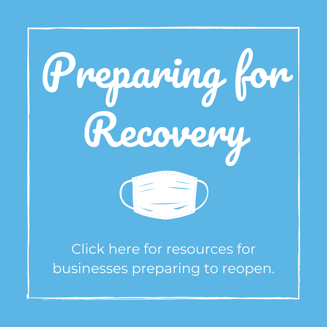Preparing for Recovery Opens in new window
